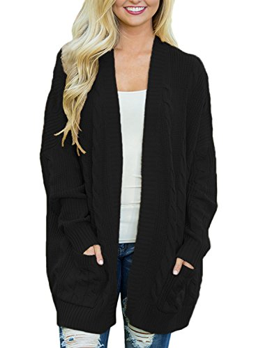 41364735b6a24b It has been predicted that Women Sweaters are Never Out Of Style. Dokotoo  womens fashion open front long Sleeve Cardigans Sweater with Pocket Dokotoo  womens ...
